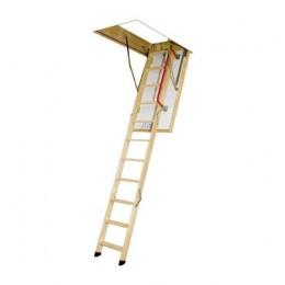 Деревянная чердачная лестница Fakro LTK Thermo 70x120 3966.06 грн