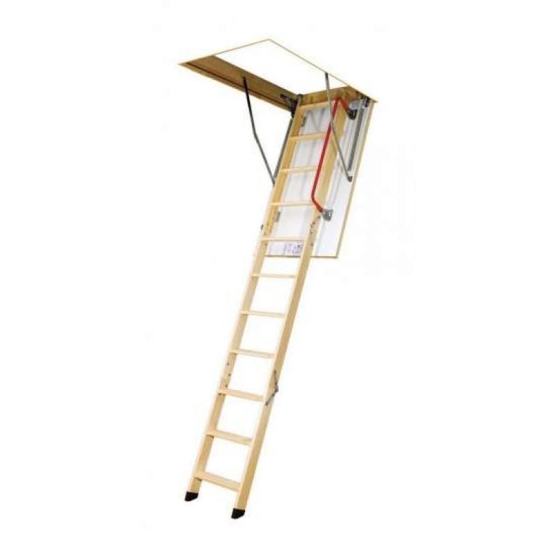 Деревянная чердачная лестница Fakro LWK 60x130