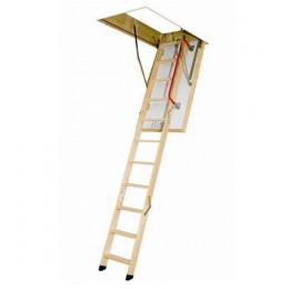 Деревянная чердачная лестница Fakro LWK 70х130, , 4693.22 грн, Деревянная чердачная лестница Fakro LWK 70х130, Fakro, Чердачные лестницы