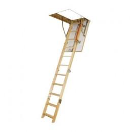 Деревянная чердачная лестница Fakro LWK 70x130, , 4112.08 грн, Деревянная чердачная лестница Fakro LWK 70x130, Fakro, Чердачные лестницы