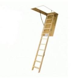 Деревянная чердачная лестница Fakro LWS 60x130, , 3447.64 грн, Деревянная чердачная лестница Fakro LWS 60x130, Fakro, Чердачные лестницы