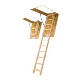 Деревянная чердачная лестница Fakro LWS 70x130, , 3758.30 грн, Деревянная чердачная лестница Fakro LWS 70x130, Fakro, Чердачные лестницы