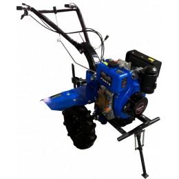 Культиватор Forte 1050-3 синий колеса 10