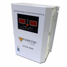 Стабилизатор релейный FORTE ACDR-5kVA (31065) 3337.00 грн