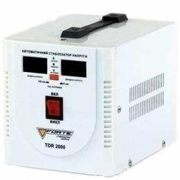 Стабилизатор релейный Forte TDR-2000VA 1393.00 грн