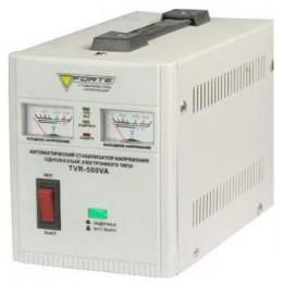 Стабилизатор релейный FORTE TVR-500VA