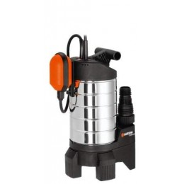 Насос для грязной воды Gardena 20000 Premium Inox, , 9599.00 грн, Насос для грязной воды Gardena 20000 Premium Inox, Gardena, Глубинные насосы