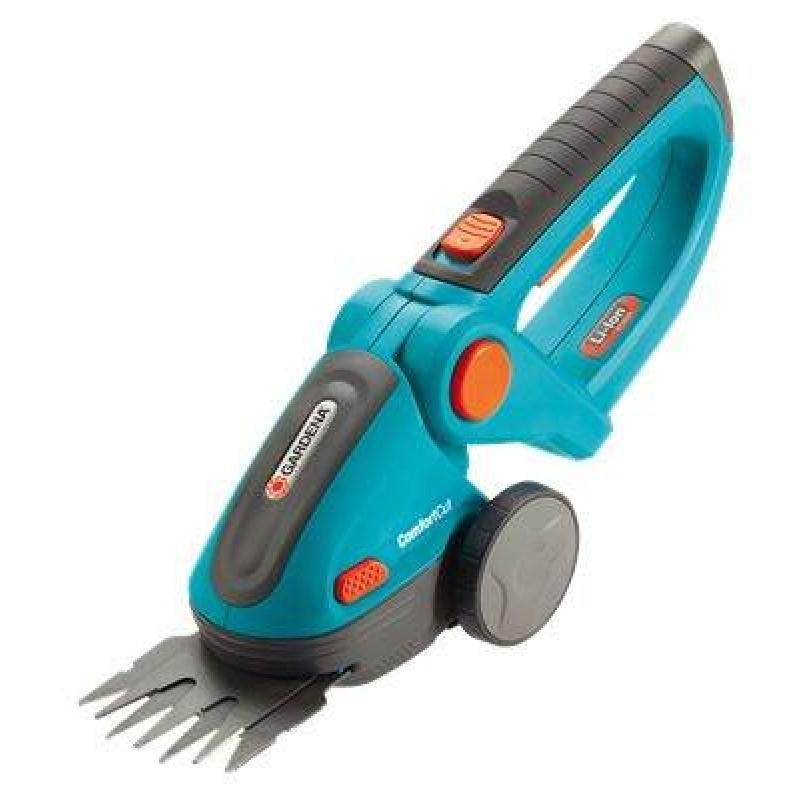 Аккумуляторные ножницы для травы Gardena ComfortCut 8см 2632.00 грн