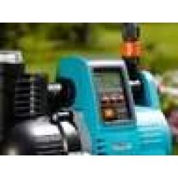 Насос автоматический Gardena Classic 5000/5E LCD, , 9974.00 грн, Насос автоматический Gardena Classic 5000/5E LCD, Gardena, Самовсасывающие насосы