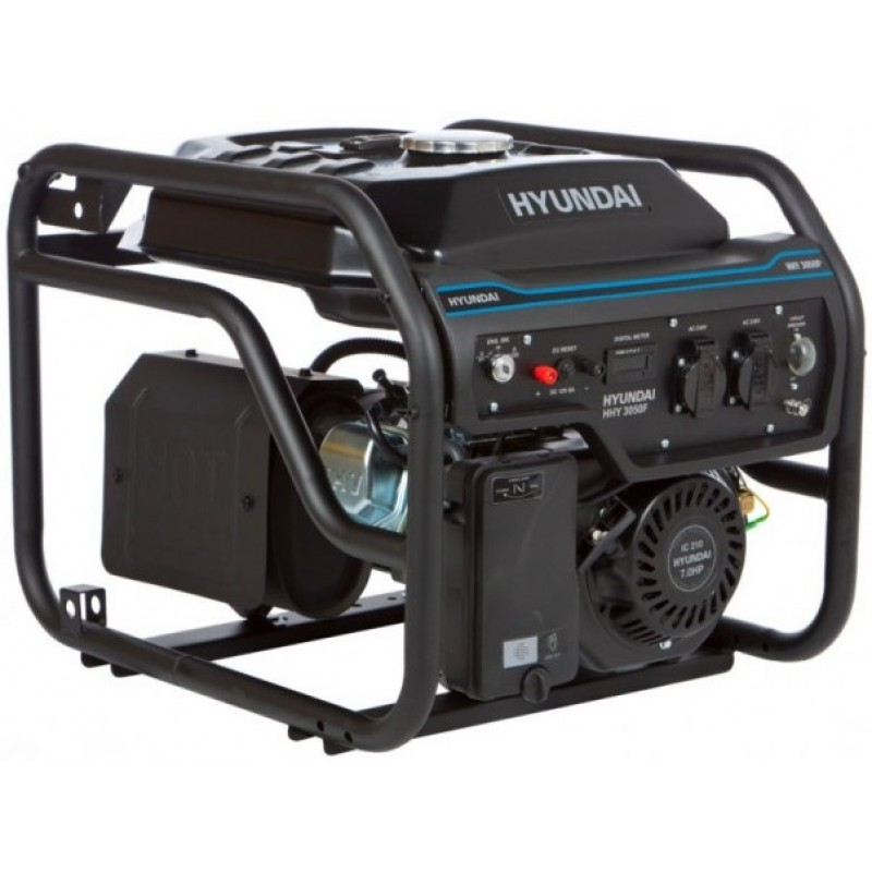 Бензиновий генератор Hyundai HHY 3050F 13178.00 грн