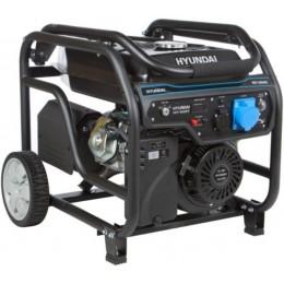 Генератор бензиновый Hyundai HHY 7050FE-T