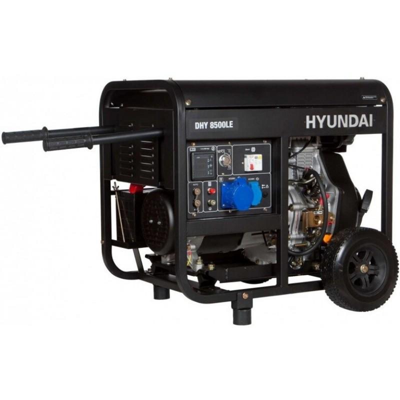 Дизельный генератор Hyundai DHY 8500LE 44940.00 грн