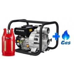 Газовые мотопомпы