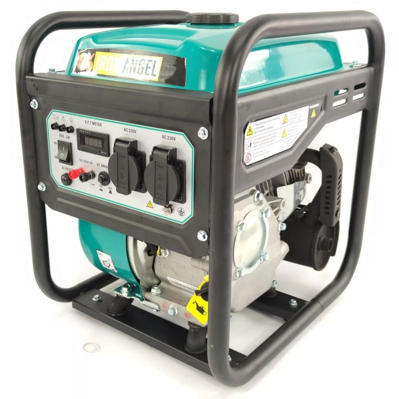 Инверторный генератор Iron Angel EG3300I 12279.00 грн