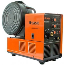 Сварочный полуавтомат Jasic MIG-200 (N214), , 15750.00 грн, JASIC MIG-160 (N219), Jasic, Полуавтоматы инверторные