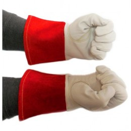 Перчатки сварщика AP-1066, XXL, AP.1066XXL, 396.00 грн, Перчатки сварщика AP-1066, XXL, ТМ Ally Protect, Перчатки сварщика