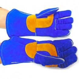 Перчатки сварщика AP-1201, XL, AP.1201XL, 186.00 грн, Перчатки сварщика AP-1201, XL, ТМ Ally Protect, Перчатки сварщика