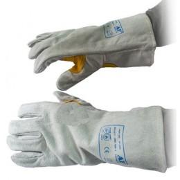 Перчатки сварщика AP-2201, XL, AP.2201XL, 180.00 грн, Перчатки сварщика AP-2201, XL, ТМ Ally Protect, Перчатки сварщика