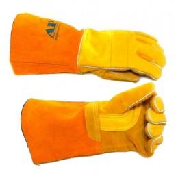 Перчатки сварщика AP-9750, XL, AP.9750XL, 252.00 грн, Перчатки сварщика AP-9750, XL, ТМ Ally Protect, Перчатки сварщика