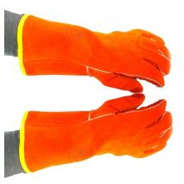 Перчатки сварщика AP-2102, XL, AP.2102XL, 152.00 грн, Перчатки сварщика AP-2102, XL, ТМ Ally Protect, Перчатки сварщика