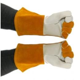 Перчатки сварщика AP-1199, XXL, AP.1199XXL, 318.00 грн, Перчатки сварщика AP-1199, XXL, ТМ Ally Protect, Перчатки сварщика