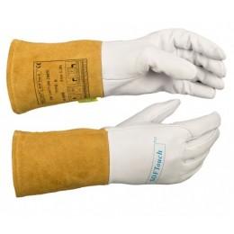 Перчатки сварщика 10-1009, XL, W.10-1009XL, 408.00 грн, Перчатки сварщика 10-1009, XL, ТМ Ally Protect, Перчатки сварщика