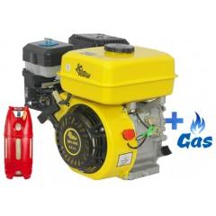 Бензо-газовые двигатели