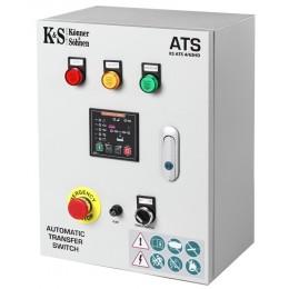 Блок автоматики Konner&Sohnen KS ATS 4/63HD, , 6599.00 грн, Блок автоматики Konner&Sohnen KS ATS 4/63HD, Konner and Sohnen, Автоматика ввода резерва