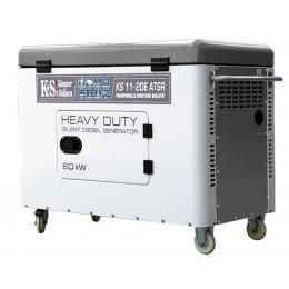 Дизельный генератор Konner&Sohnen KS 11-2DE ATSR, , 78399.00 грн, Дизельный генератор Konner&Sohnen KS 11-2DE ATSR, Konner and Sohnen, Дизельные генераторы