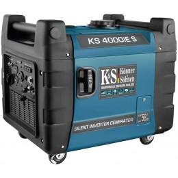 Инверторный генератор Konner&Sohnen KS 4000iE S, , 43999.00 грн, Инверторный генератор Konner&Sohnen KS 4000iE S, Konner and Sohnen, Инверторные генераторы