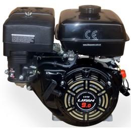 Двигатель общего назначения Lifan LF177F (бензин-газ + ручной стартер) 8905.00 грн