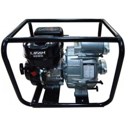 Мотопомпа грязевая Lifan 80WG (газ-бензин) 8643.00 грн