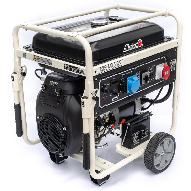 Бензиновый генератор Matari MX14003E 74480.00 грн