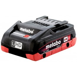 Аккумуляторный блок Metabo LIHD 18 В 4.0 Ач (625367000)