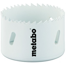 Биметаллические кольцевые коронки Metabo 114 мм (625209000)