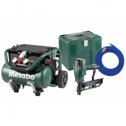 Набор Metabo Set Power 400-20 W (OF + DKG 114-65 + шланг) 0.00 грн