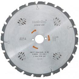 Пильный диск Metabo 160х20, НW/CT 10 WZ (628002000)