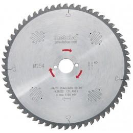 Пильный диск Metabo 167x20, HW/CT 40 WZ (628033000)