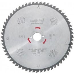 Пильный диск Metabo 250x30, HW/CT 60 WZ (628048000)