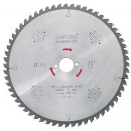 Пильный диск Metabo 254x30 48 WZ 5 (628221000)