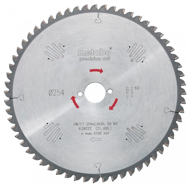 Пильный диск Metabo HW/CT 315x30 84 WZ 5 (628225000) 2182.00 грн