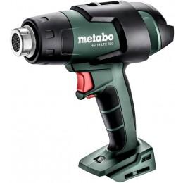 Аккумуляторный термофен Metabo HG 18 LTX 500 MetaLoc, без АКБ и ЗУ (610502840) 6037.00 грн