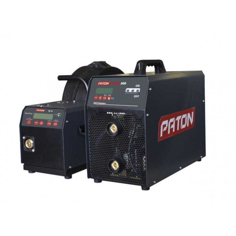 Сварочный полуавтомат PATON™ ProMIG-500-15-4 43999.00 грн