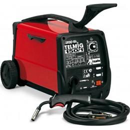 Сварочный полуавтомат Telwin Telmig 150/1 Turbo, , 9516.00 грн, Telmig 150/1 Turbo, Telwin, Полуавтоматы