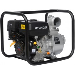 Мотопомпа HYUNDAI HY 100, , 0.00 грн, , Hyundai, Мотопомпа для слабозагрязненной воды