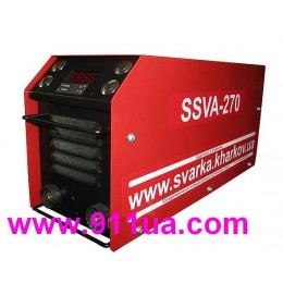 SSVA-270  - 380 Вольт - инверторный сварочный аппарат