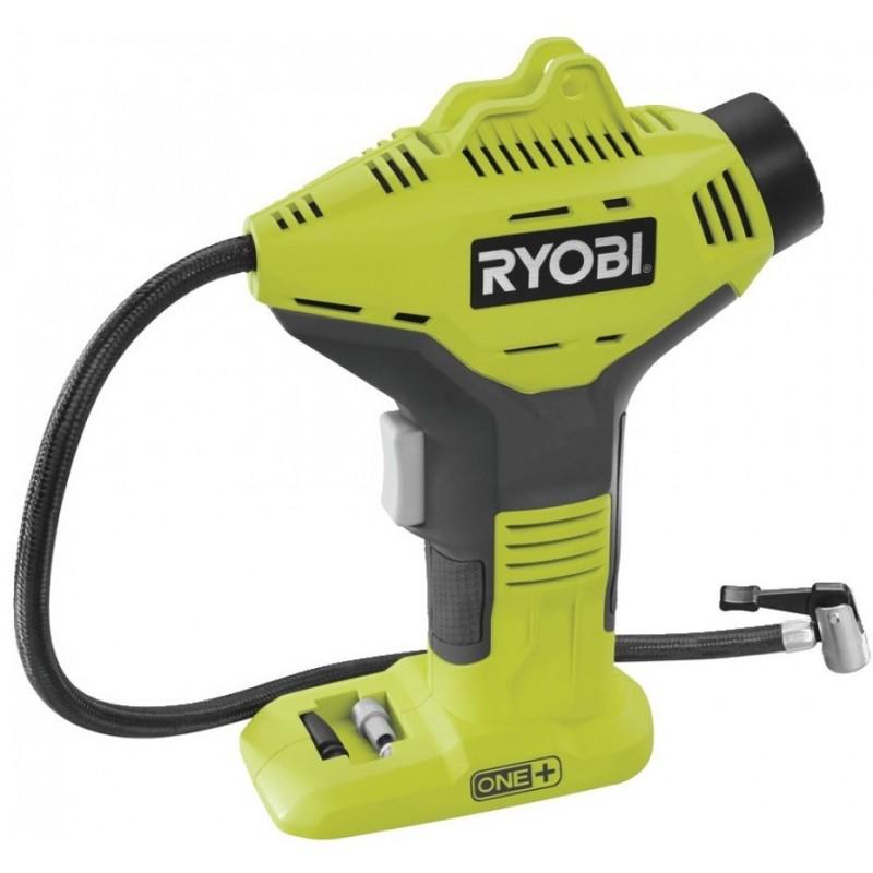 Аккумуляторный компрессор Ryobi ONE+ R18PI-0 (5133003931) (без аккумулятора и ЗУ) 999.00 грн
