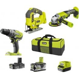 Набор инструментов Ryobi ONE+ R18CK3C-252S (5133003598) 9799.00 грн