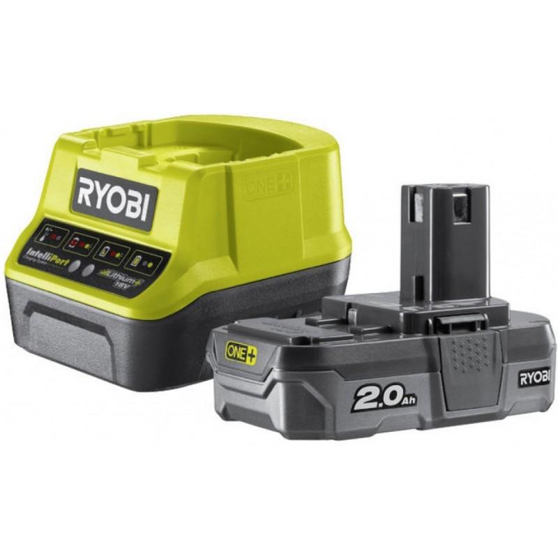 Аккумулятор и зарядное устройство Ryobi ONE+ RC18120-120 (5133003368) 1939.00 грн
