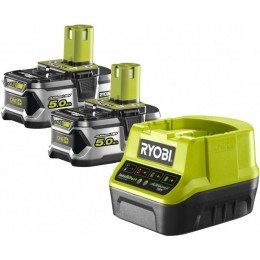 Аккумулятор и зарядное устройство Ryobi ONE+ RC18120-250 Lithium+ (5133003364)